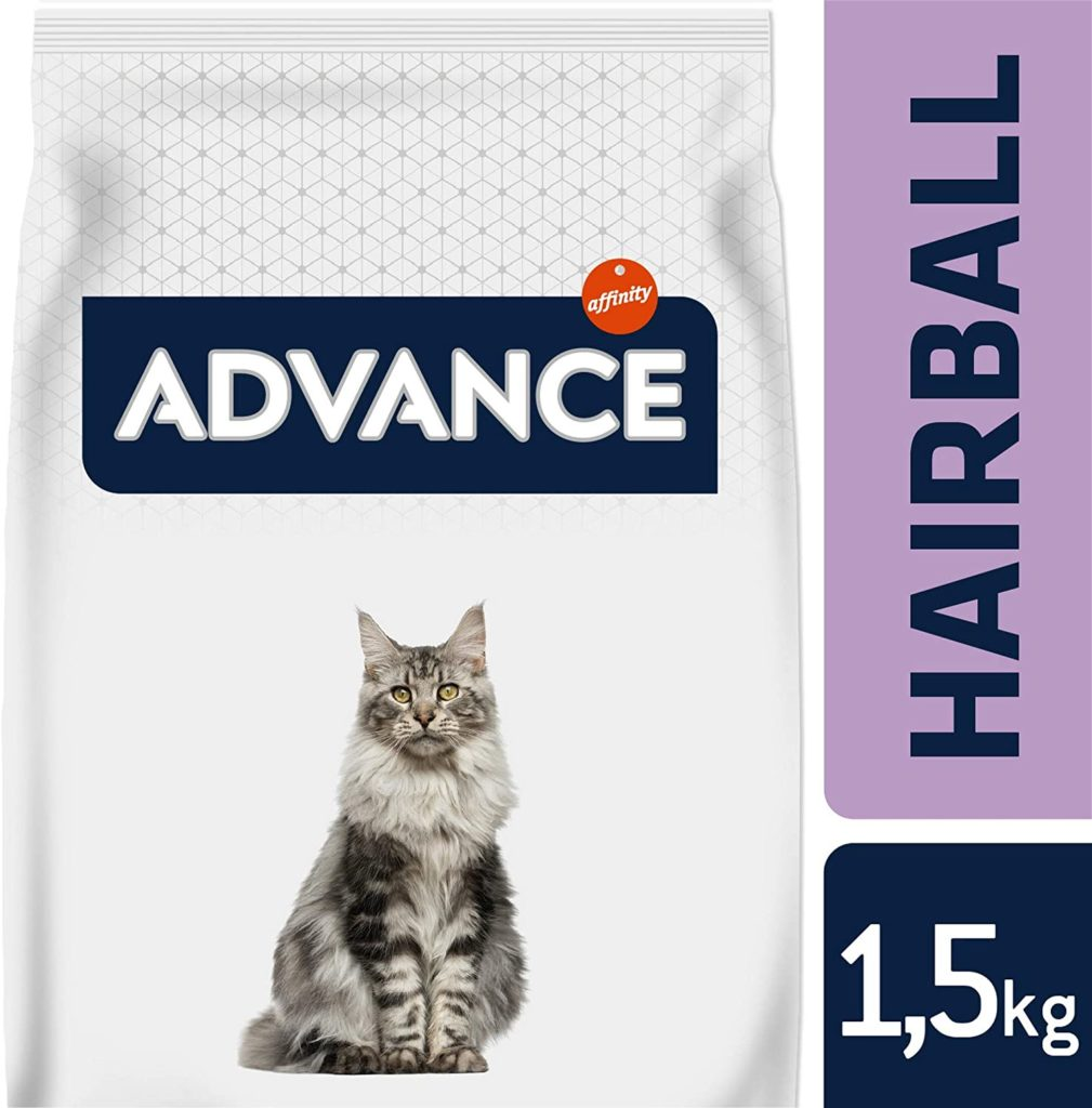 croquettes recommandées contre pellicules des chats