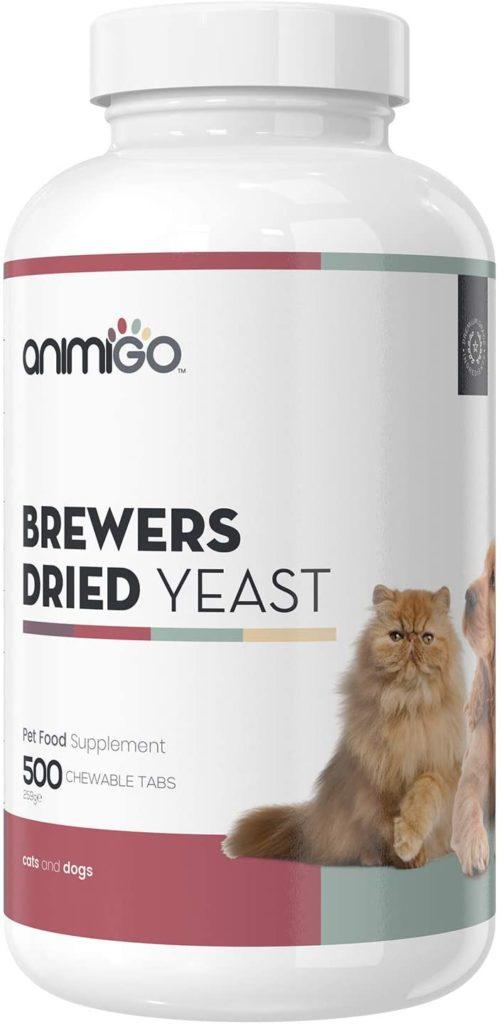 comment ne plus avoir de poils de chat avec levure de bière